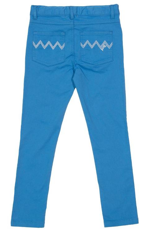 roberta organic fashion Kite skinny Jeans blau back