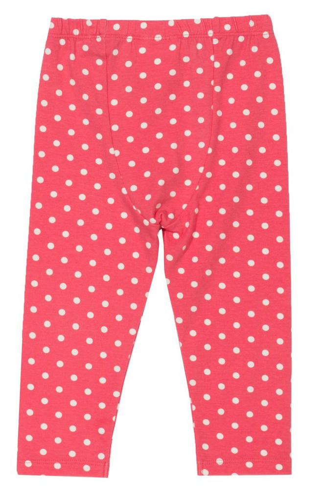 roberta organic fashion Leggings für Mädchen mit Punkten back