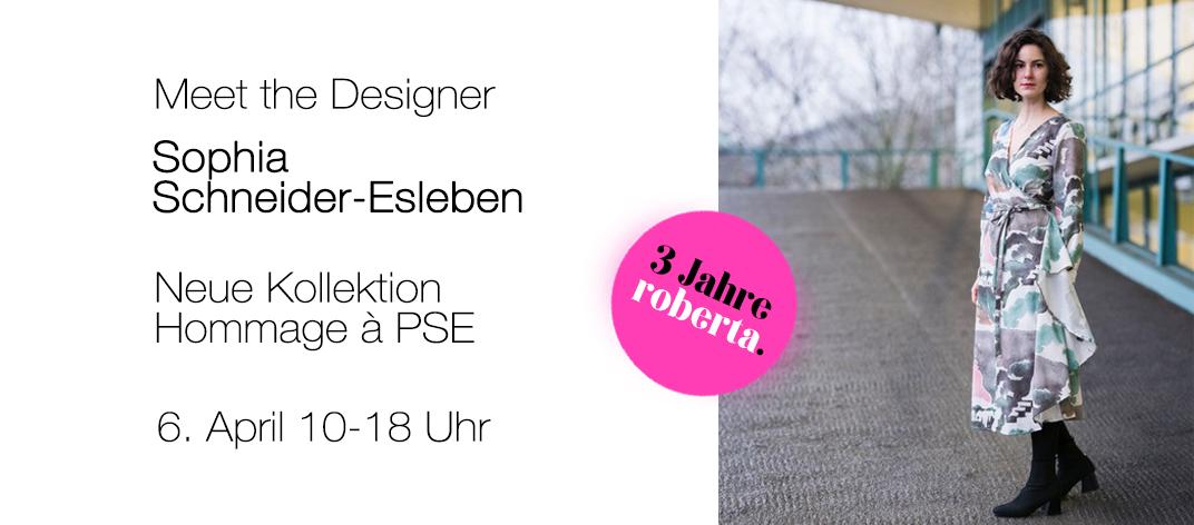 roberta organic fashion Meet the Designer Sophia Schneider Esleben