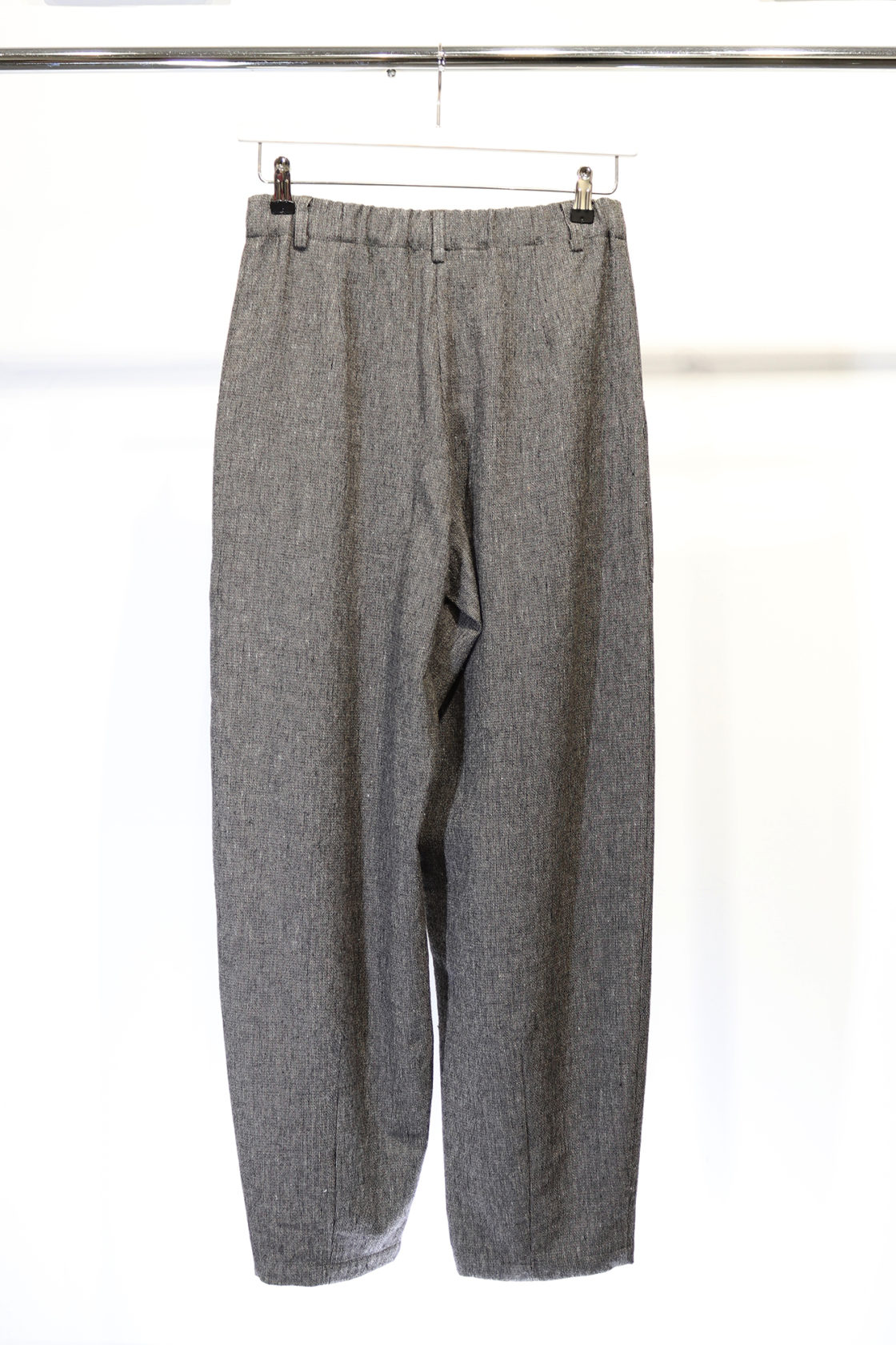 Roberta Organic Fashion Naturalmente Hose Loose Fit Grau 1