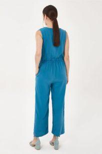 Roberta Organic Fashion Organication Jumsuit Aus Tencel Ocean 4. Jpg