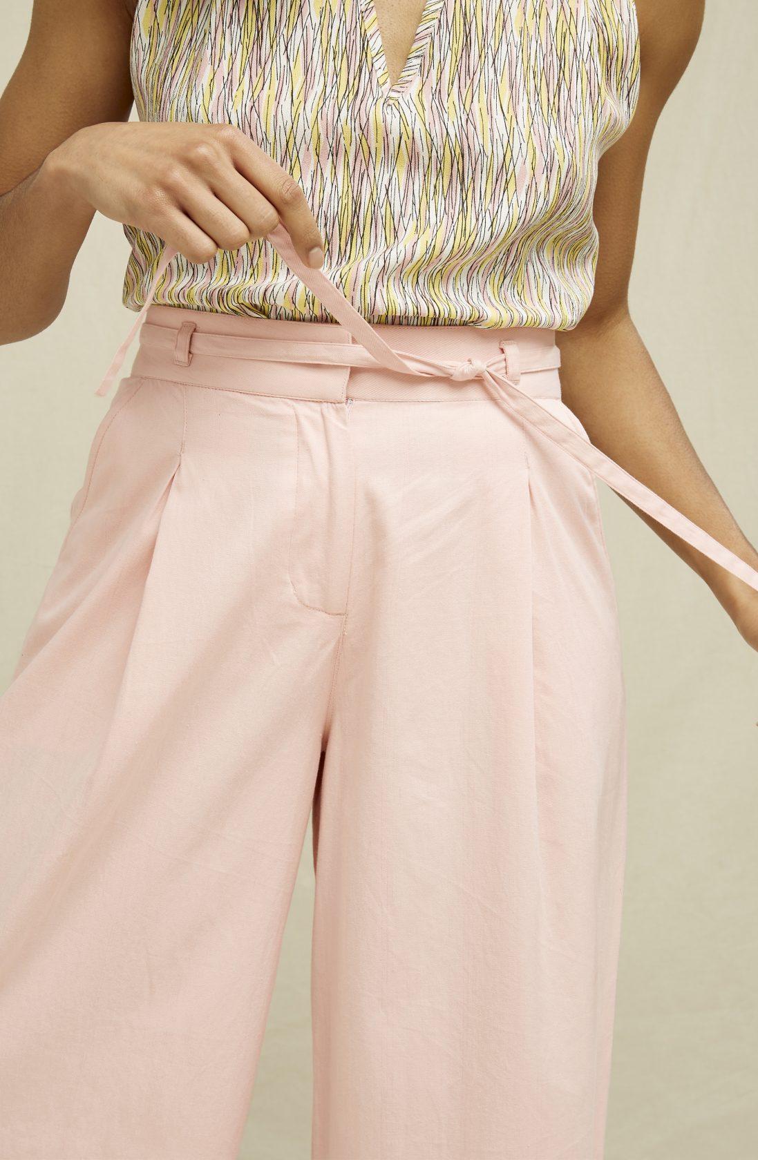 Roberta Organic Fashion Peopletree Culotte Margot 1