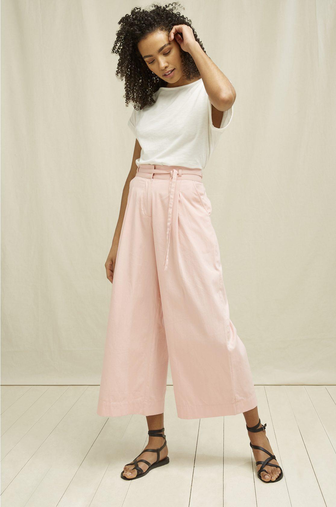 Roberta Organic Fashion Peopletree Culotte Margot 3