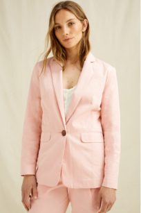 Roberta Organic Fashion Peopletree Mirren Blazer 1