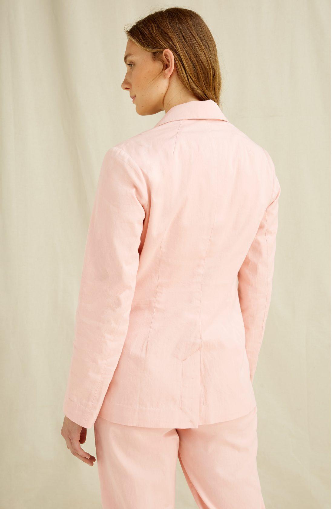 Roberta Organic Fashion Peopletree Mirren Blazer
