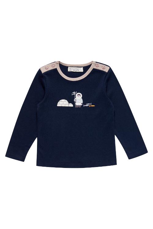 roberta organic fashion Sense Organics Longsleeve Eskimo front