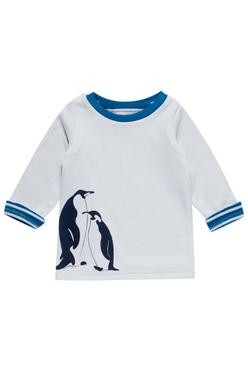 roberta organic fashion Sense Organics Wendesweater Pinguin