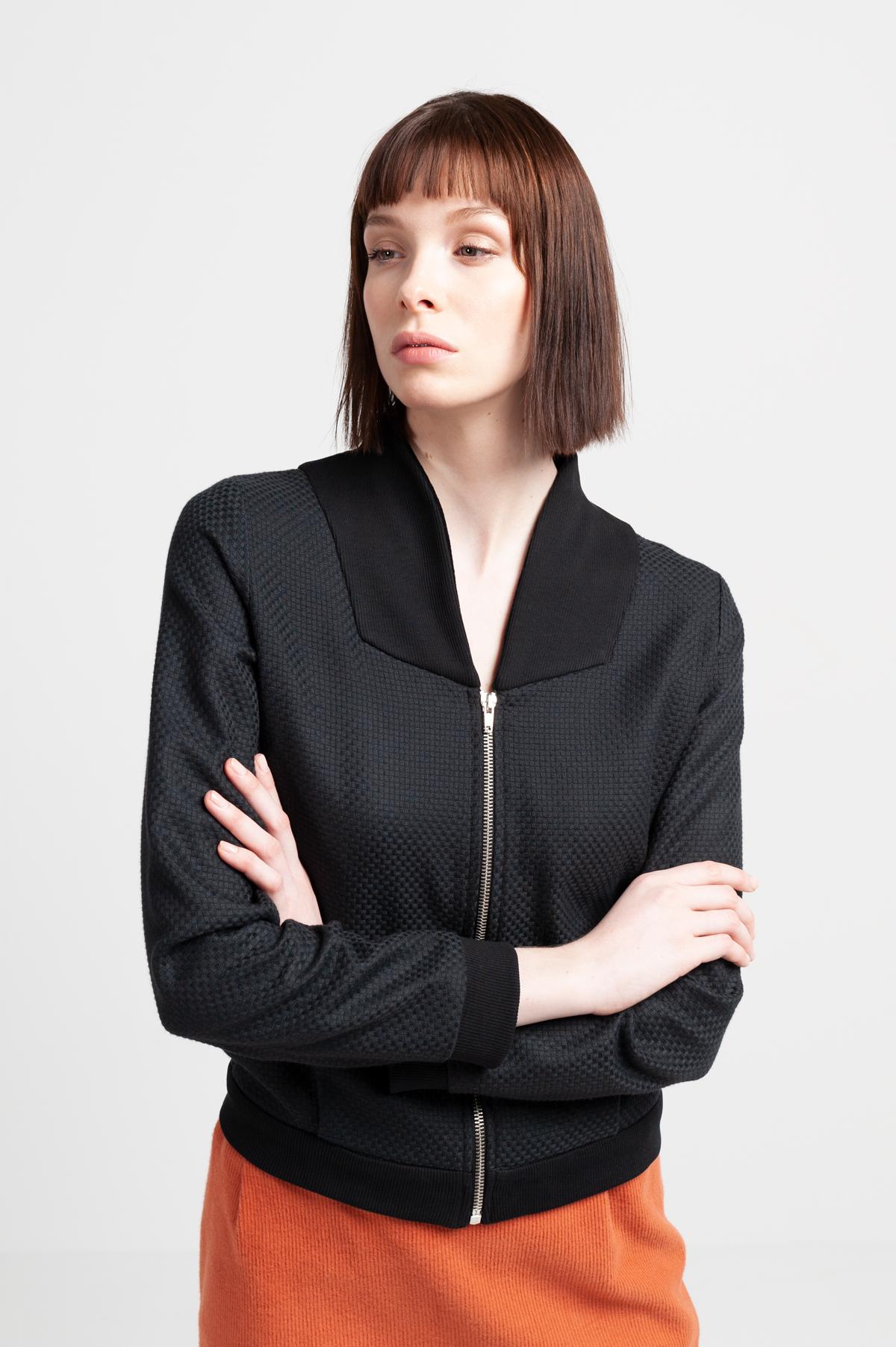 Roberta Organic Fashion Shipsheip Blouson Jill (1)