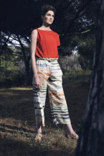 Roberta Organic Fashion Sophia Schneider Esleben Culotte