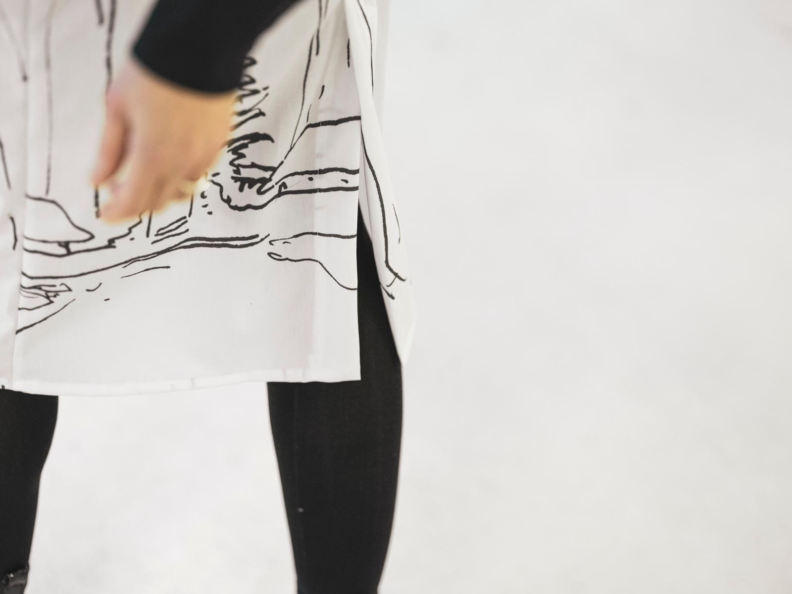 Roberta Organic Fashion Sophia Schneider Esleben Rock Snow 3