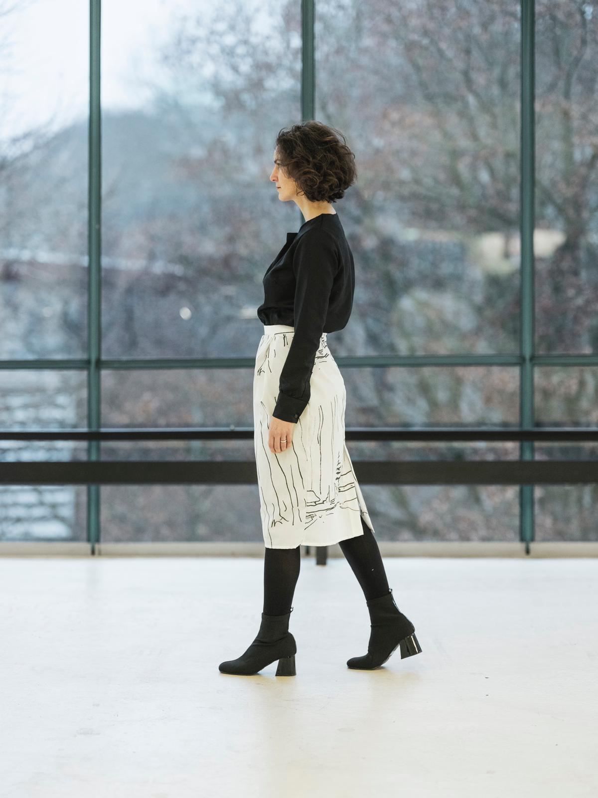 Roberta Organic Fashion Sophia Schneider Esleben Rock Snow2