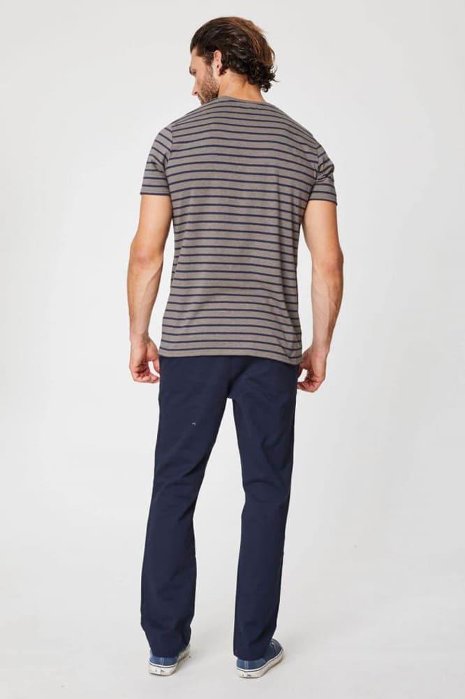 roberta organic fashion Thought Männer Chino navy 2