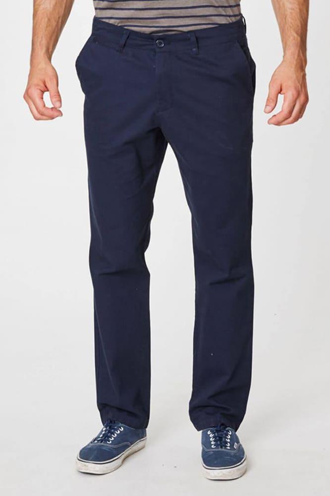 roberta organic fashion Thought Männer Chino navy 4