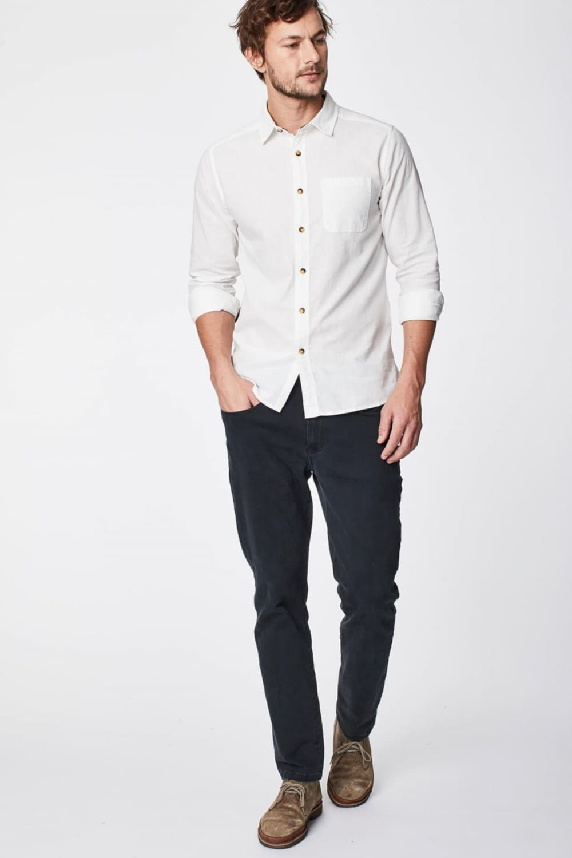 roberta organic fashion Thought Männer Jeans stone black
