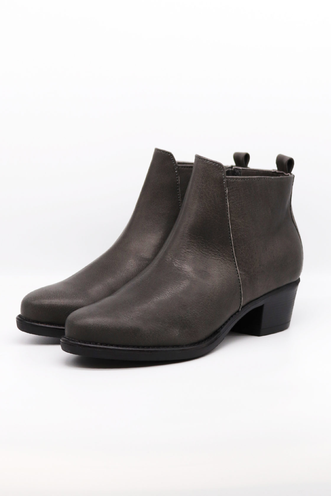 Roberta Organic Fashion Werner Ankle Boots Grey 5