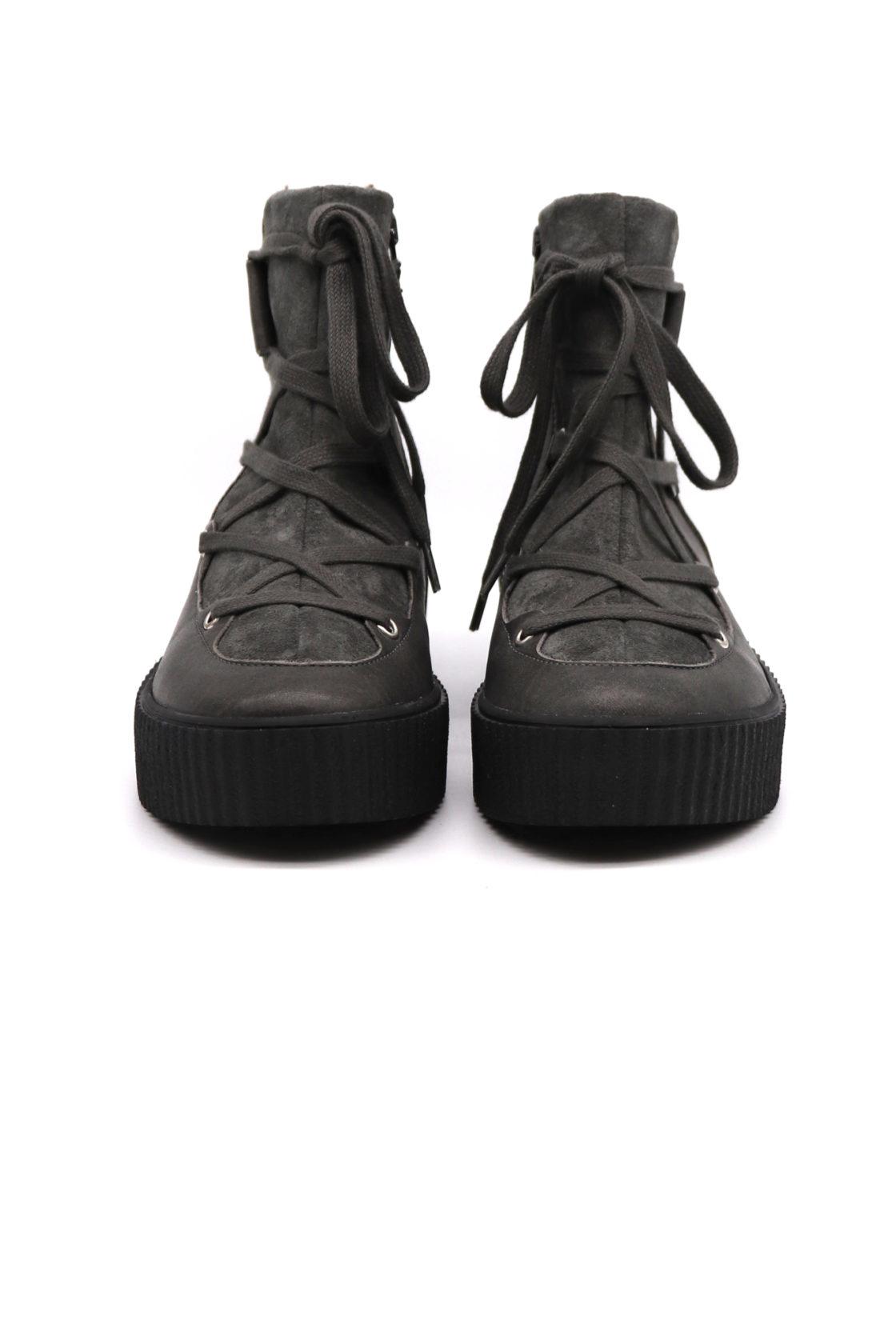 Roberta Organic Fashion Werner Boots Inuki Grey 1