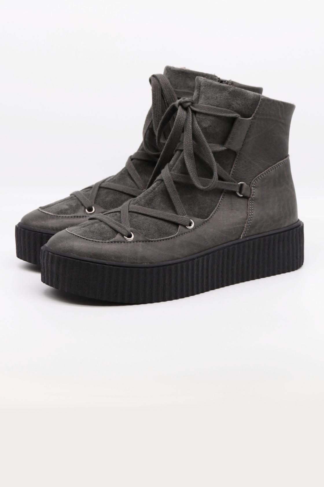 Roberta Organic Fashion Werner Boots Inuki Grey 2