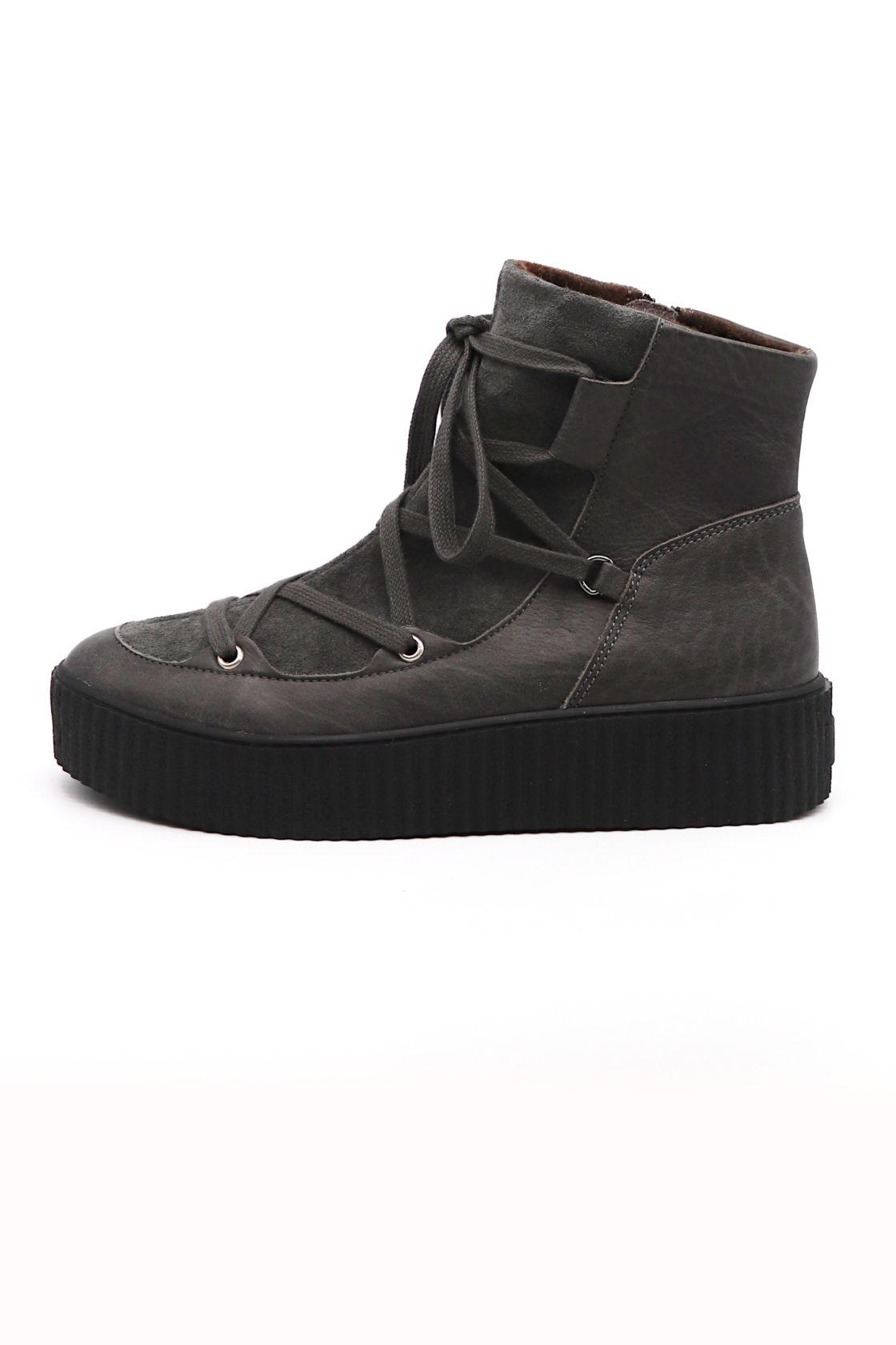 Roberta Organic Fashion Werner Boots Inuki Grey 3