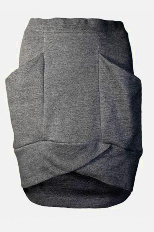Minirock Elot skirt von Format Berlin bei roberta organic fashion