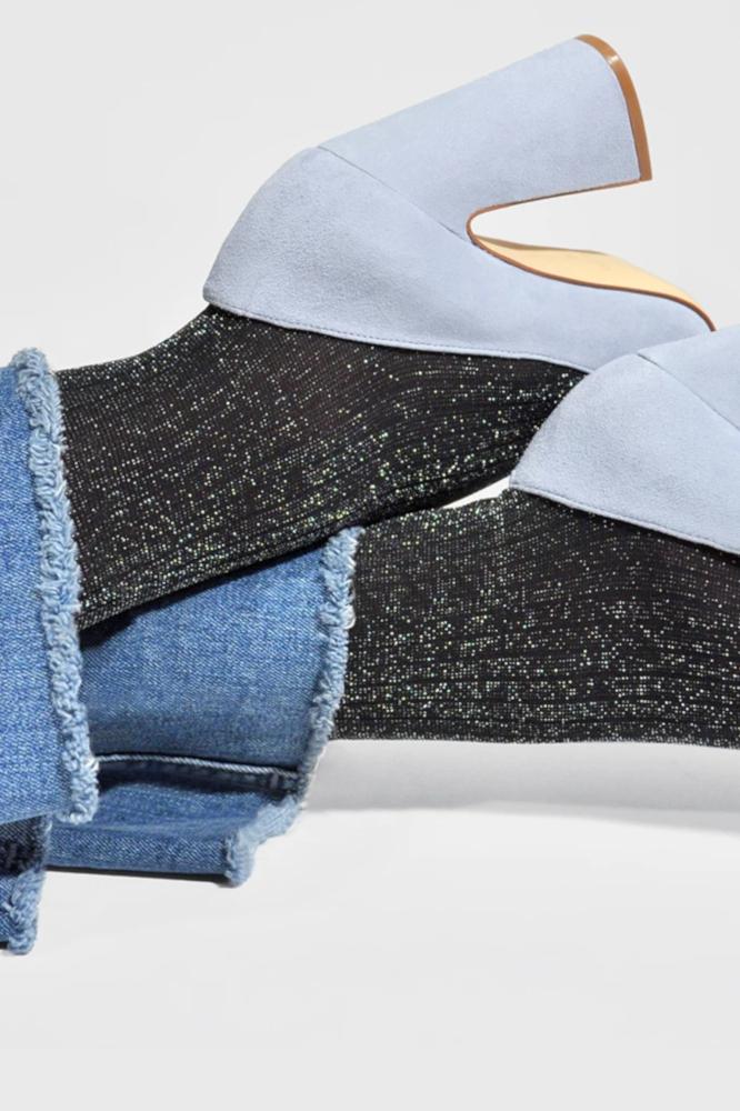 Roberta Organic Fashion Swedish Stockings Lisa Lurex 3