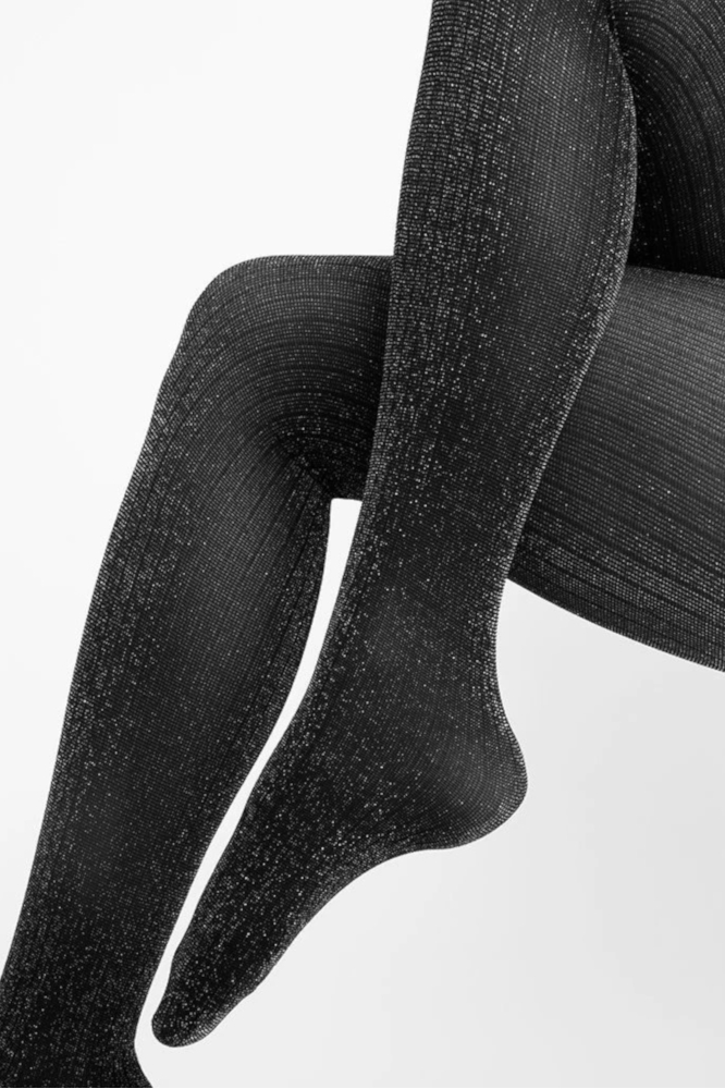 Roberta Organic Fashion Swedish Stockings Lisa Lurex