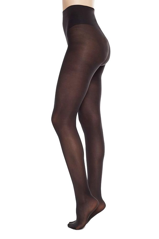 Roberta Organic Fashion Swedish Stockings Lovisa Charcoal 2