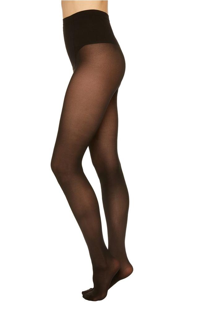 roberta organic fashion swedish stockings Svea black side