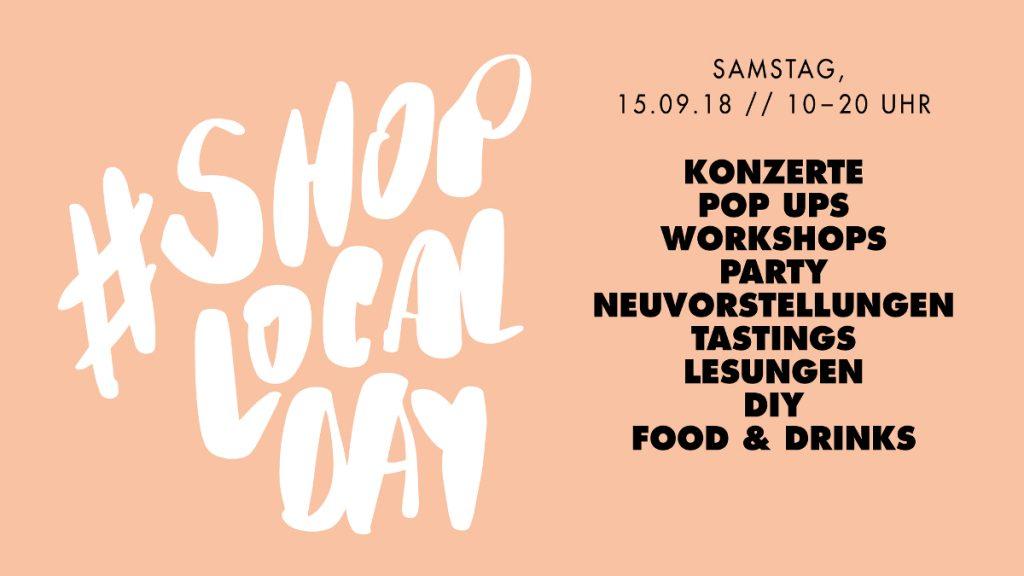 Shop local day Findeling Düsseldorf